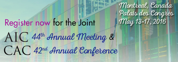AIC CAC Joint Meeting Banner